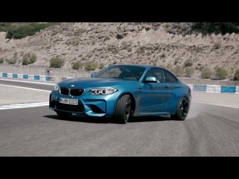 The first-ever BMW M2. Official тест драйв м2