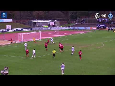 SC Freiburg II vs. SV Waldhof Mannheim 07