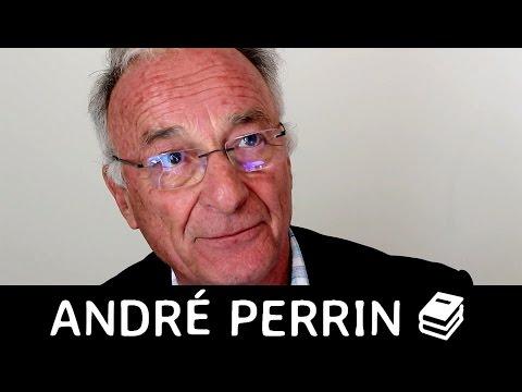 """André Perrin parle de son ouvrage """"Scènes de la vie intellectuelle en France"""""""