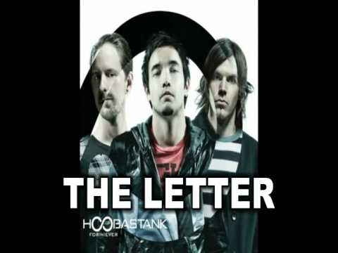 Hoobastank - For(N)ever - THE LETTER Song+Lyrics