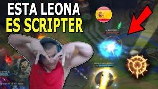 Tyler1 Conoce A Una.. ¡¿LEONA SCRIPTER?! - Subtitulos En Español