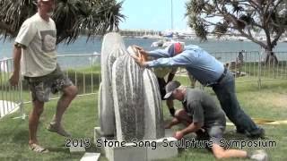 Stone Song Sculpture Symposium