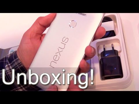 Nexus 6P Unboxing And Hands On Review