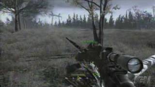 Call Of Duty 4: Modern Warfare Demo (July 11,2007)