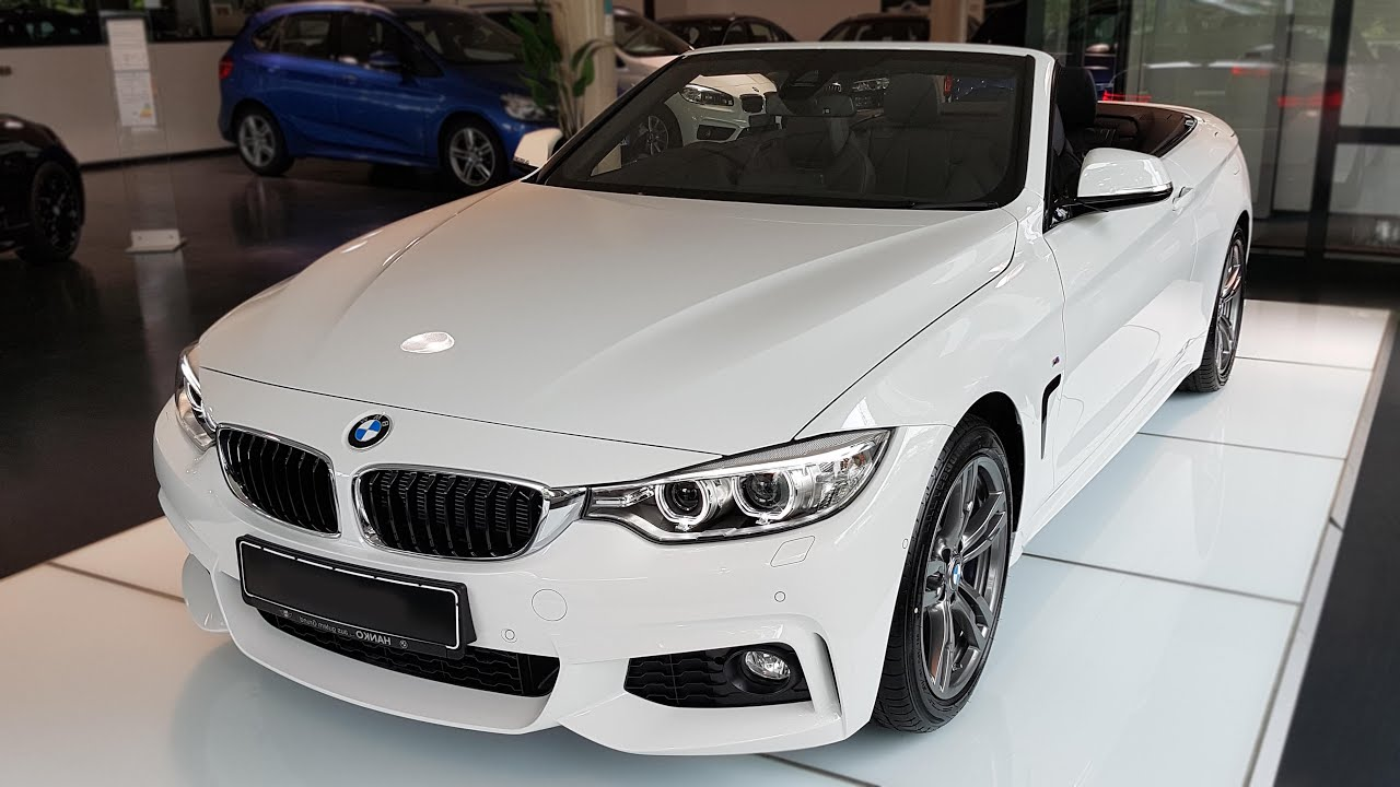 2016 bmw 430d cabrio modell m sport youtube. Black Bedroom Furniture Sets. Home Design Ideas