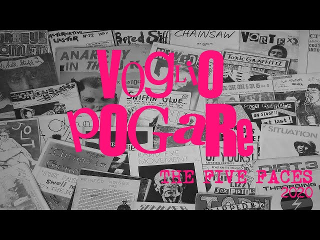The Five Faces - Voglio Pogare