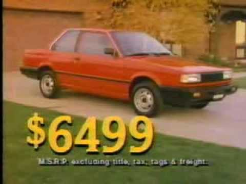 Nissan sentra 87