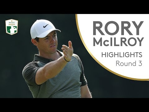 Rory McIlroy Highlights | Round 3 | 2018 BMW PGA Championship
