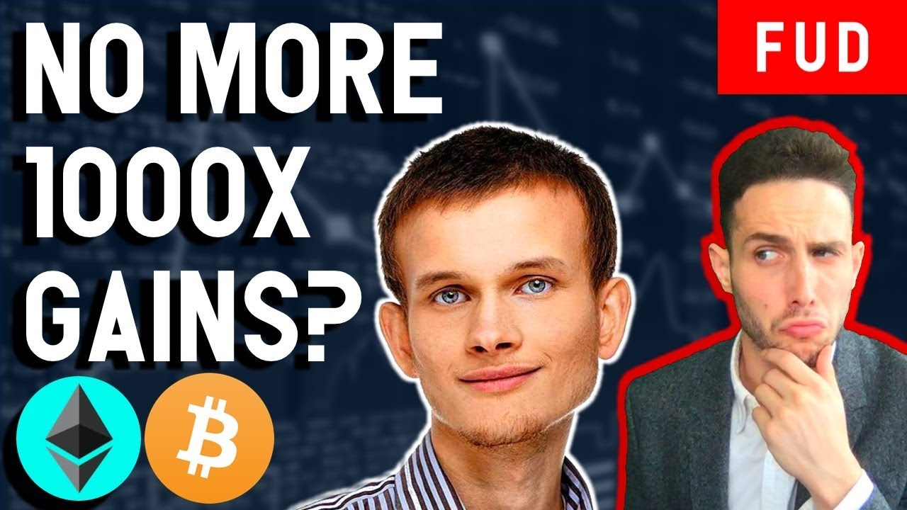 NO MORE 1000x CRYPTO GAINS? Can blockchain ever produce another Ethereum or Bitcoin bull run?