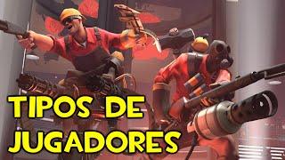 Tipos de Jugadores en Team Fortress 2