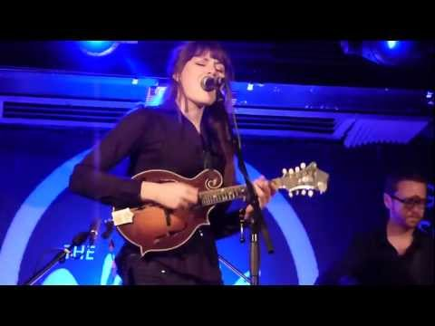 Larkin Poe - Bleeding Heart (Jimi Hendrix Cover) - Glasgow, Celtic Connections 2012