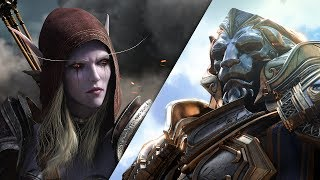 Filmato d'apertura di World of Warcraft: Battle for Azeroth (IT)