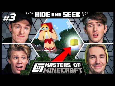 HIDE AND SEEK IN SPROOKJESBOS met Joost, Jeremy, Harm en Link | Hide and Seek | MOM #3