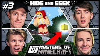 HIDE AND SEEK IN SPROOKJESBOS met Joost, Jeremy, Harm en Link | Hide and Seek | MOM #3