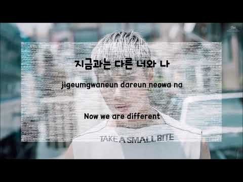TAEMIN 태민 낮과 밤 (Day And Night) [Eng Lyrics + Rom + Hangul]