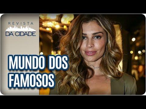 Grazi Massafera, Marília Mendonça E Pabllo Vittar - Revista Da Cidade (24/10/2017)