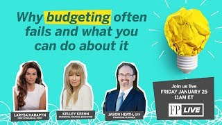FP Live: Why budgeting often fails