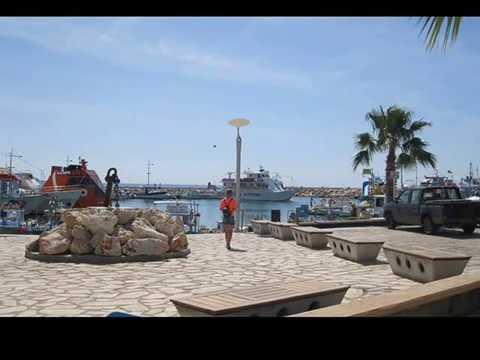 Кипр Ай-Анапа Апрель 2016