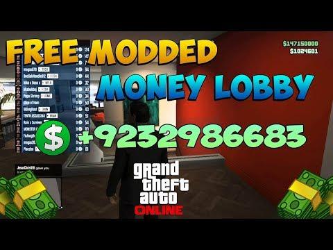 GTA V PS3 MONEY LOBBY FREE E RP FREE NEW MOD MENU SPRX _-DOAÇAO DE CONTA