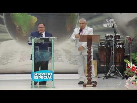 EL INVISIBLE ISRAEL l REV CARLOS GUERRA l CONFRATERNIDAD LA CONCORDIA - COLOMBIA