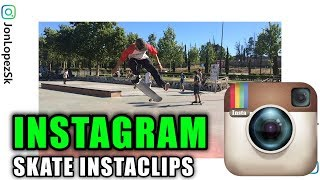 INSTAGRAM SKATE CLIPS    Jon Lopez Sk