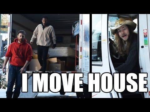 I Move House, Again | Wood Vlogs