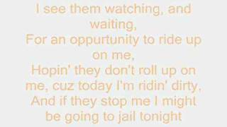 Chamillionaire ft Akon - Ridin