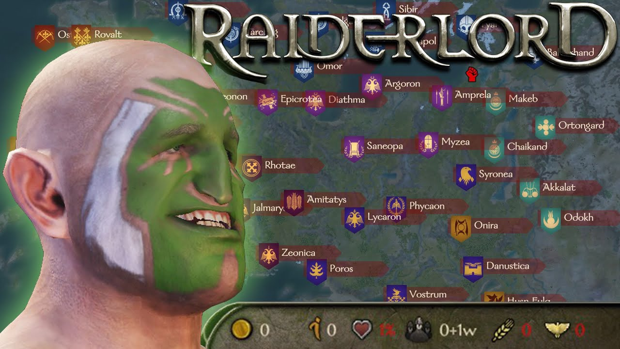 Download The Authentic Raider Experience™ - Mount and Blade 2: Bannerlord // Rock Bottom Start