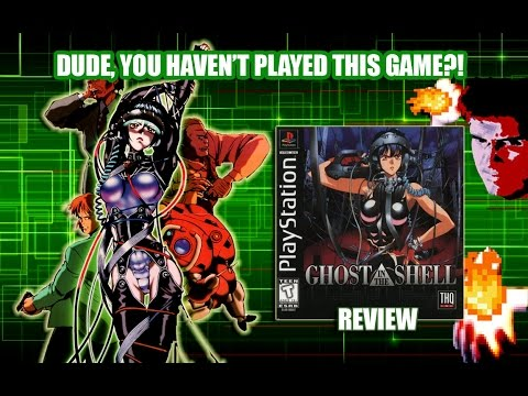 Dude You Haven T Played This Game Ghost In The Shell Ps1 Review Youtube