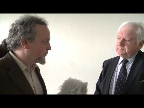 Prof. Ray Bates - Climate Change 'real or imaginary' - Interview at Macra Na Feirme event