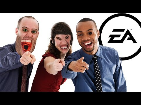 Let's All Laugh at EA