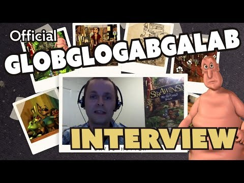 Globglogabgalab Interview with David Hutter [Official]