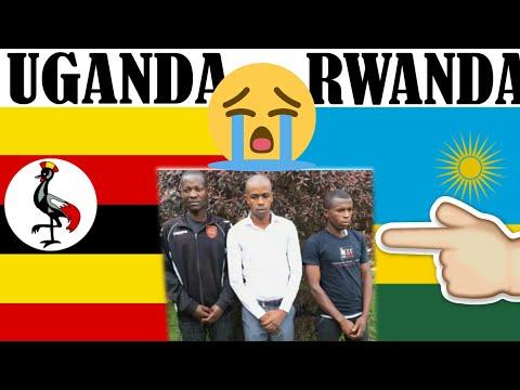 BYAKOMEYE, UGANDA YANYEREJE ABANDI BANYARWANDA KUBURYO BUNYURANIJE NAMATEGEKO😭