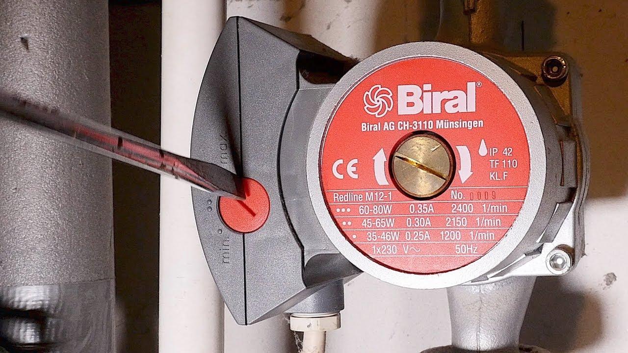 die heizung wird nicht warm umwaelzpumpe heizungspumpe
