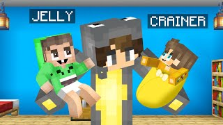 We START A FAMILY In MINECRAFT!