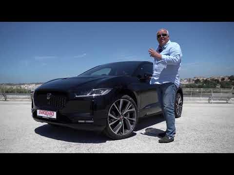 Jaguar I-Pace driven