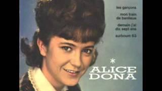 Alice Dona - Les garçons (1963)