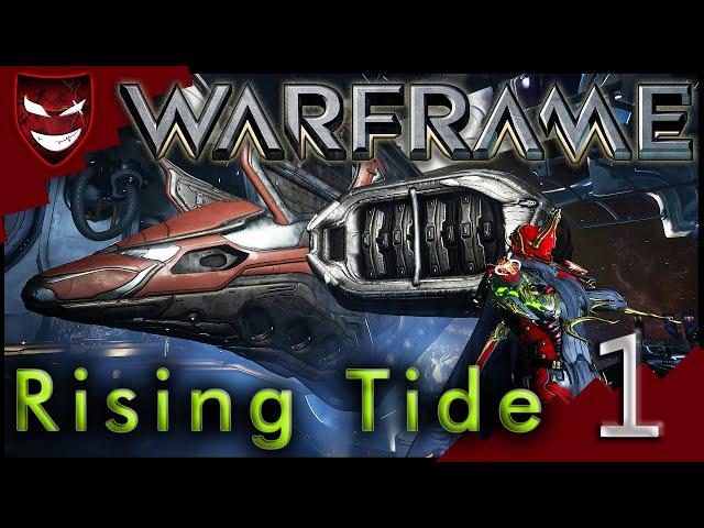 [Warframe] [Quest] Rising Tide - [1] Cephalon Cy