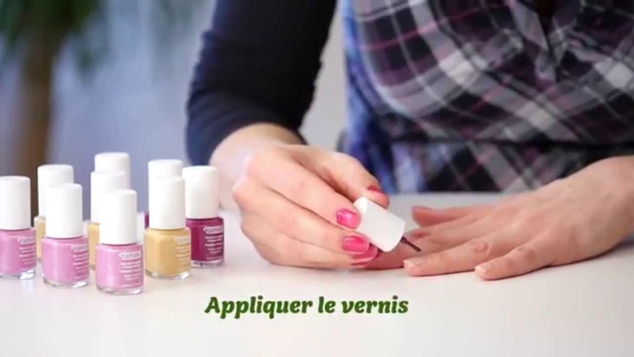 namaki vernis ongles pelable base d 39 eau pour enfants youtube