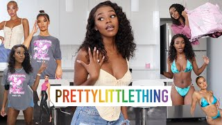 PRETTYLITTLETHING SUMMER TRY ON HAUL 🌞 *a variety*