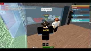 Roblox City Police Officer Admits to crime