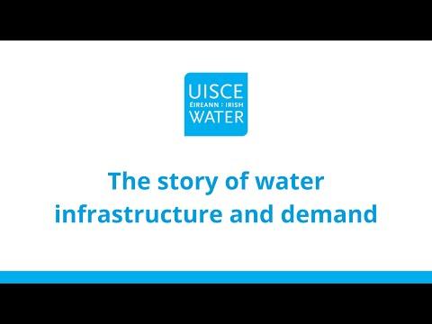 Infrastructure & demand | The story of water | Irish Water