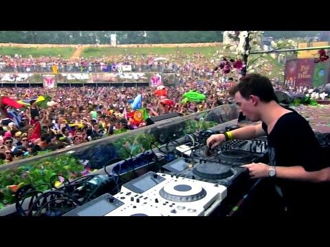 Hardwell Tomorrowland 2012 Only Drops