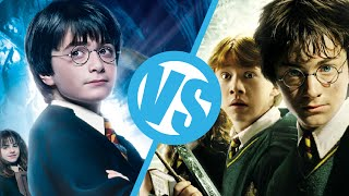 Harry Potter And The Sorcerer's Stone VS Harry Potter And The Chamber Of Secrets : Movie Feuds Ep96