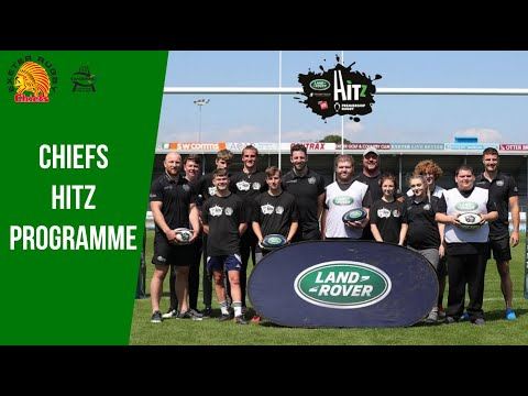 HITZ programme at Exeter Chiefs