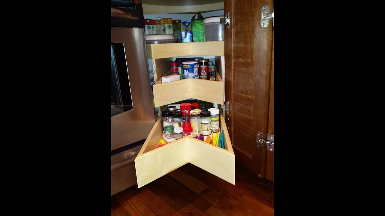 Lazy Susan And Style Removal Project