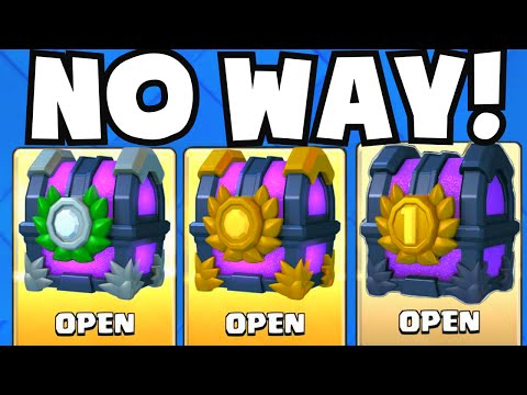 Clash Royale 1ST PLACE GRAND CHALLENGE / CLASSIC CHALLENGE CHEST ...