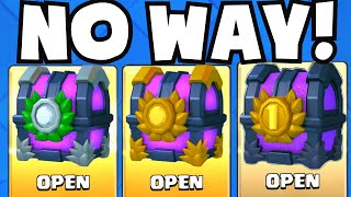 Clash Royale 1ST PLACE GRAND CHALLENGE / CLASSIC CHALLENGE CHEST OPENING NEW TOURNAMENT MODE UPDATE
