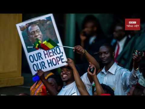 Ảnh hưởng của TQ ở Zimbabwe, châu Phi và kinh nghiệm cho VN