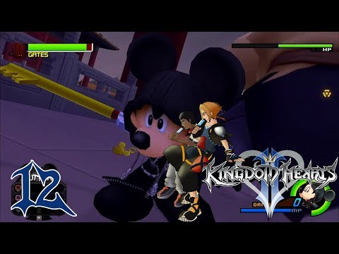 Kingdom Hearts 2 Final Mix #12 I Won't Give Up!